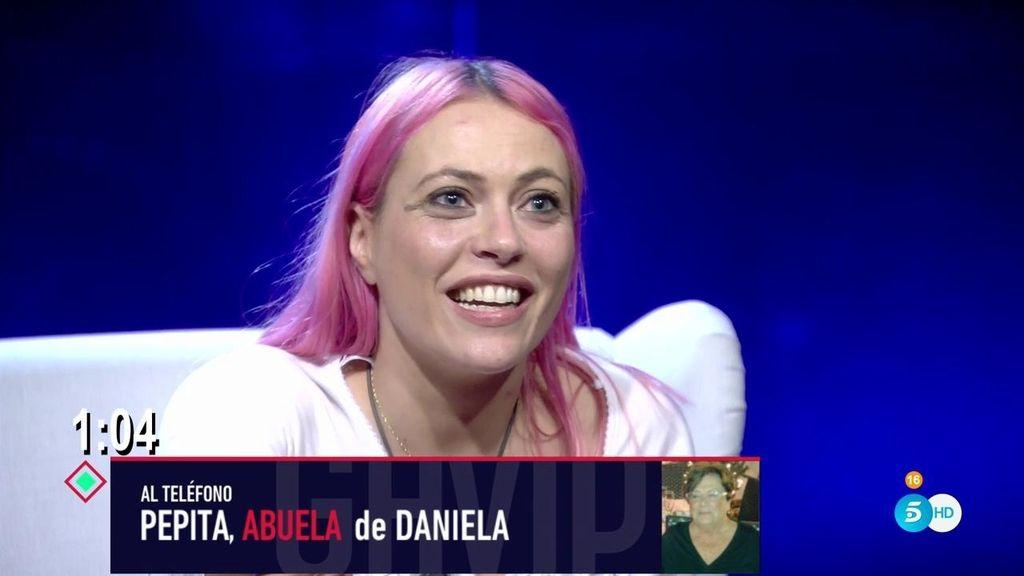 Daniela Blume pregunta por su ex (Uri Sábat) y se queda descolocada