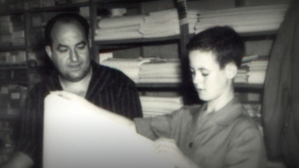 El padre de José Bono: un alcalde falangista afiliado a la UGT