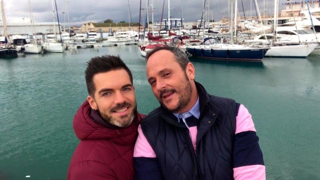 El 'reality' de Nacho Montes: ¿qué hacen dos 'cuchis' enamorados un día de lluvia?