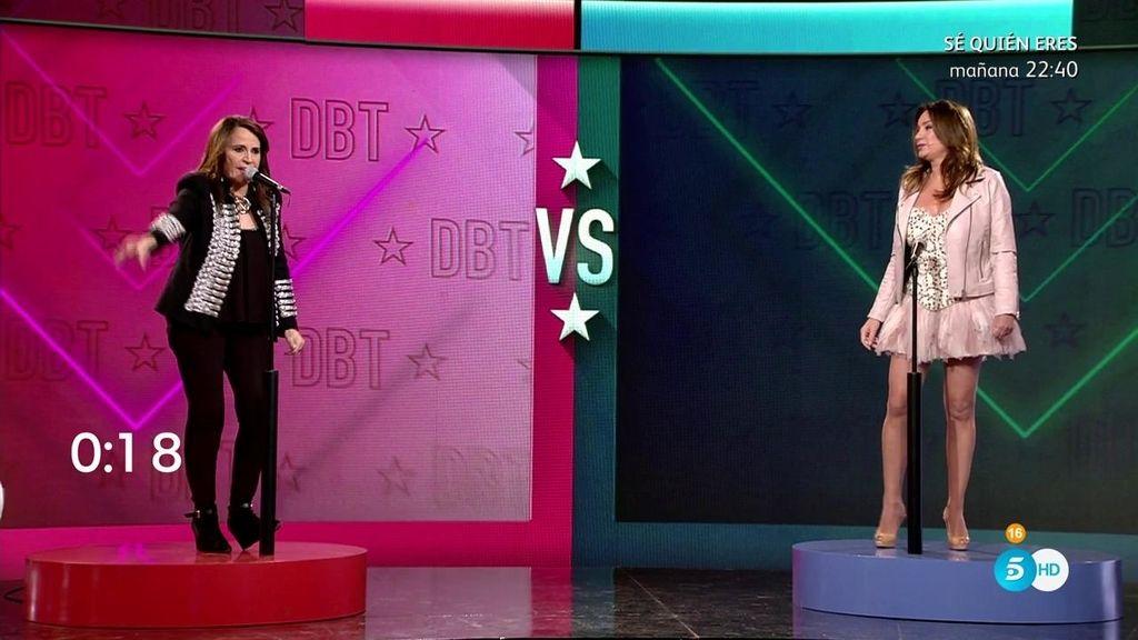 Madre y Lola Sopeña se baten en el duelo y argumentan si Aída es o no una provocadora