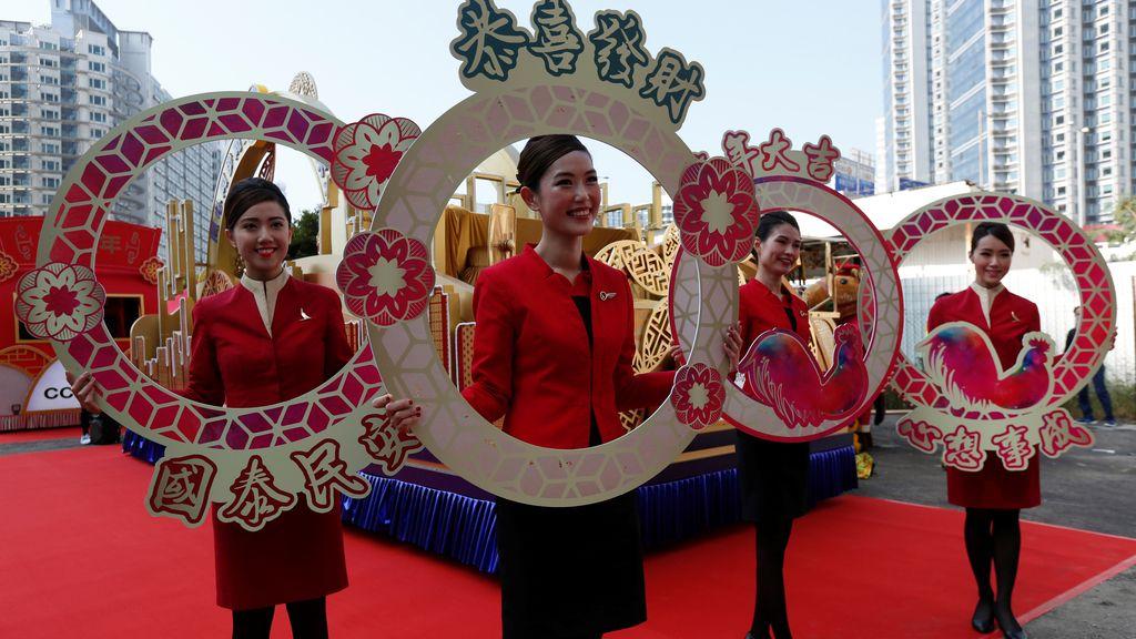 Desfile del Año Nuevo Chino