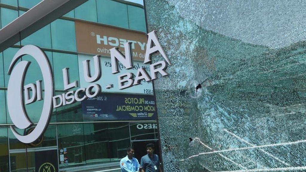 Una de las discotecas donde ha muerto gente en un tiroteo en Lima