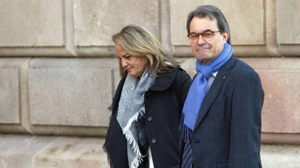 El fiscal mantiene la petición de 10 años de inhabilitación a Mas y 9 a Ortega y Rigau