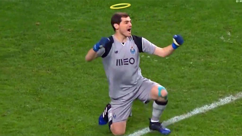 Iker Casillas,Oporto,Sporting de Lisboa
