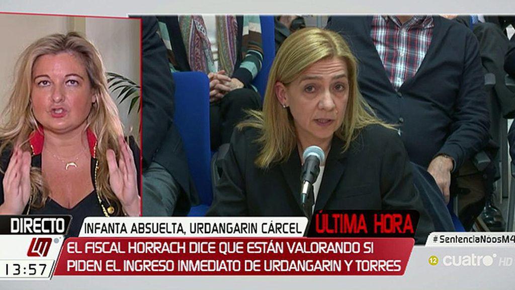 Caso Nóos: López Negrete no recurrirá la sentencia