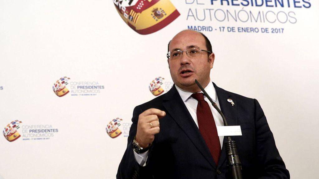 La Justicia investigará al presidente de Murcia por prevaricación y malversación