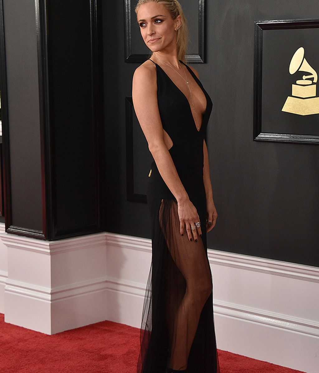 Kristin Cavallari en la alfombra roja
