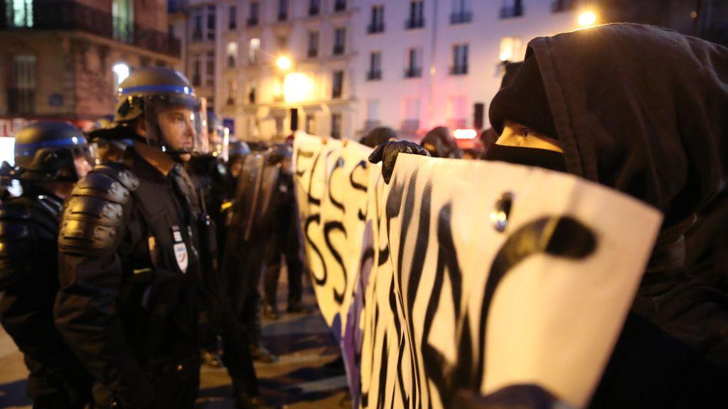 Nuevas protestas en los suburbios de París