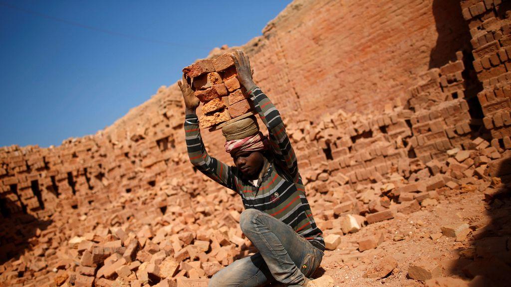Trabajando en Nepal