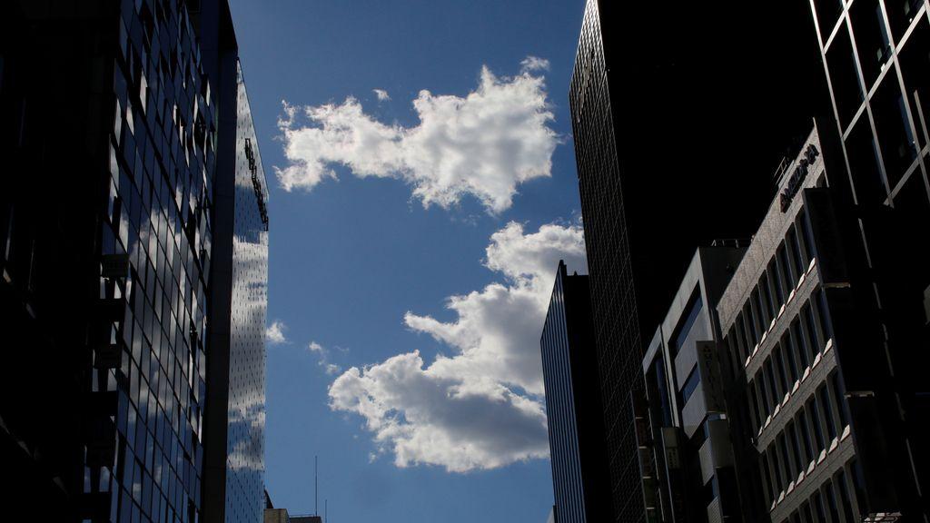 El cielo japonés