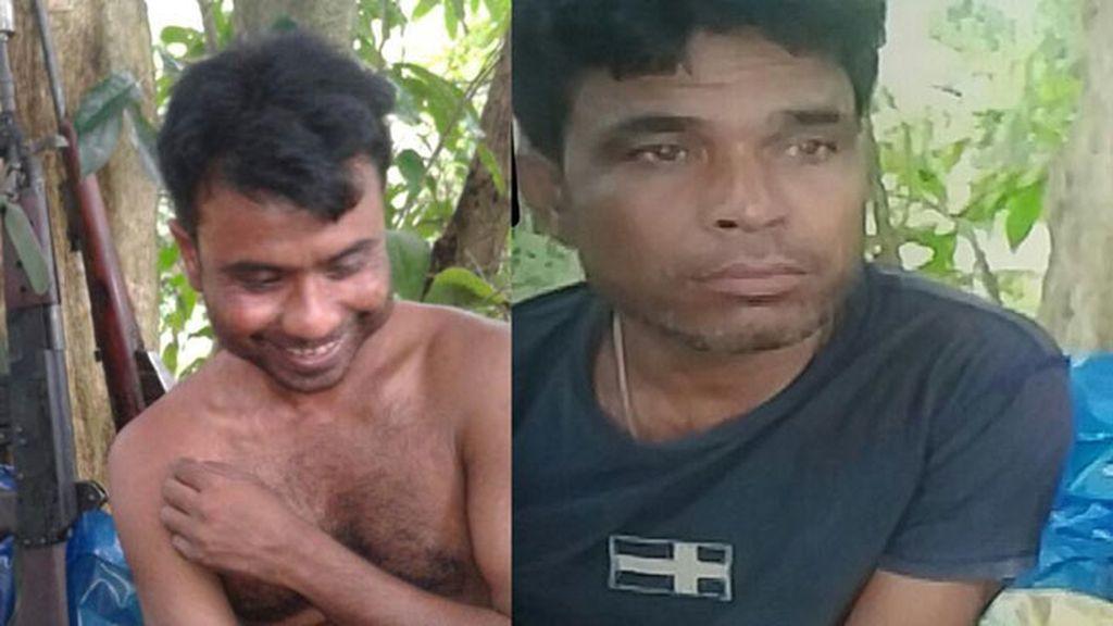 Detienen a los dos presuntos autores de matar a un rinoceronte gracias a un selfi