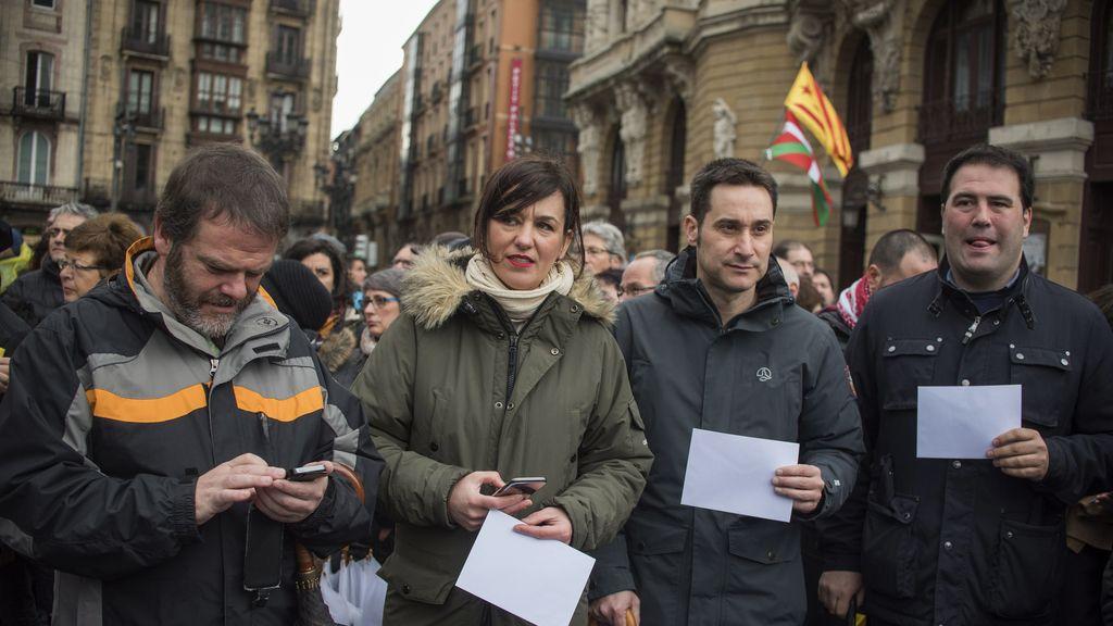 Manifestación Euskadi