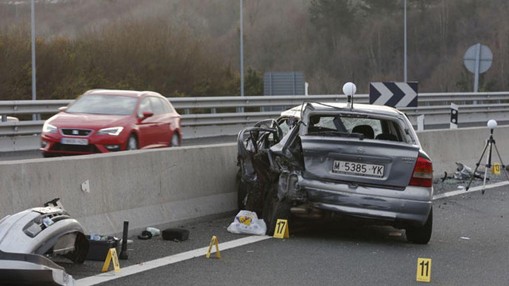 Mueren nueve personas en siete accidentes de tráfico durante el fin de semana