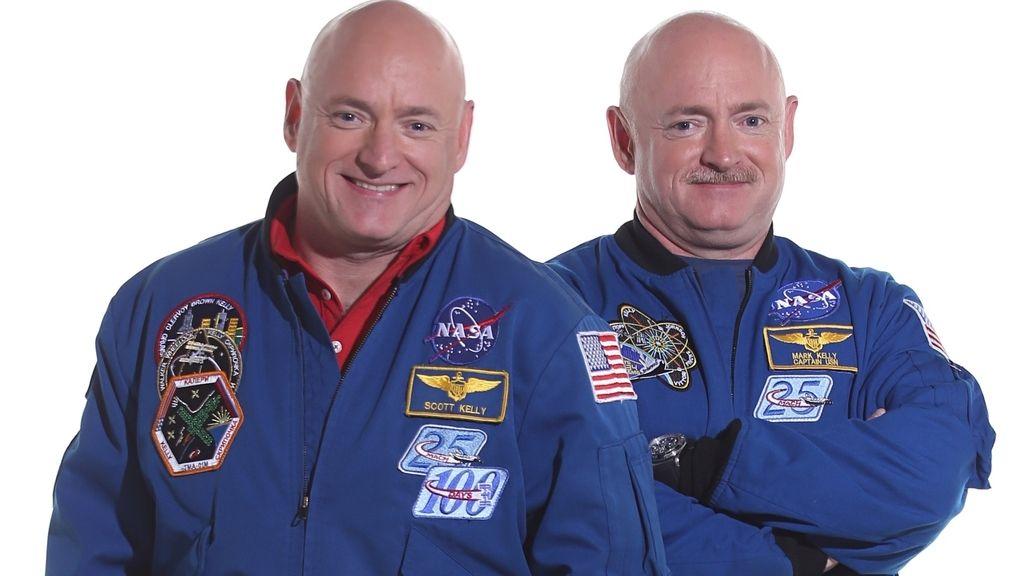 El astronauta que rejuveneció en su regreso a la Tierra