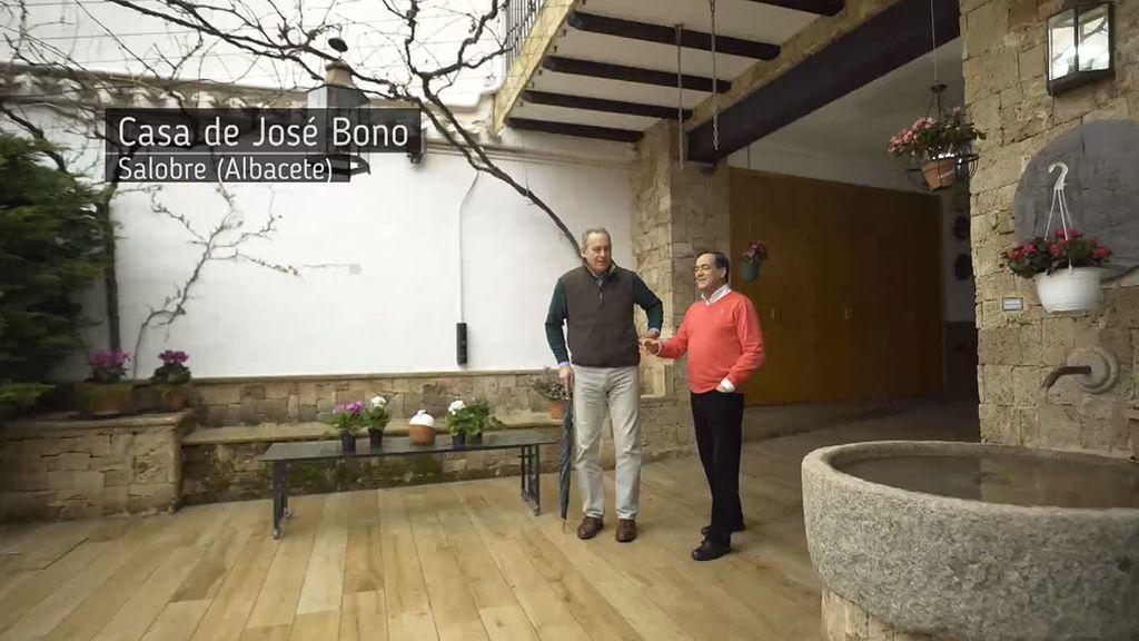 La casa de José Bono
