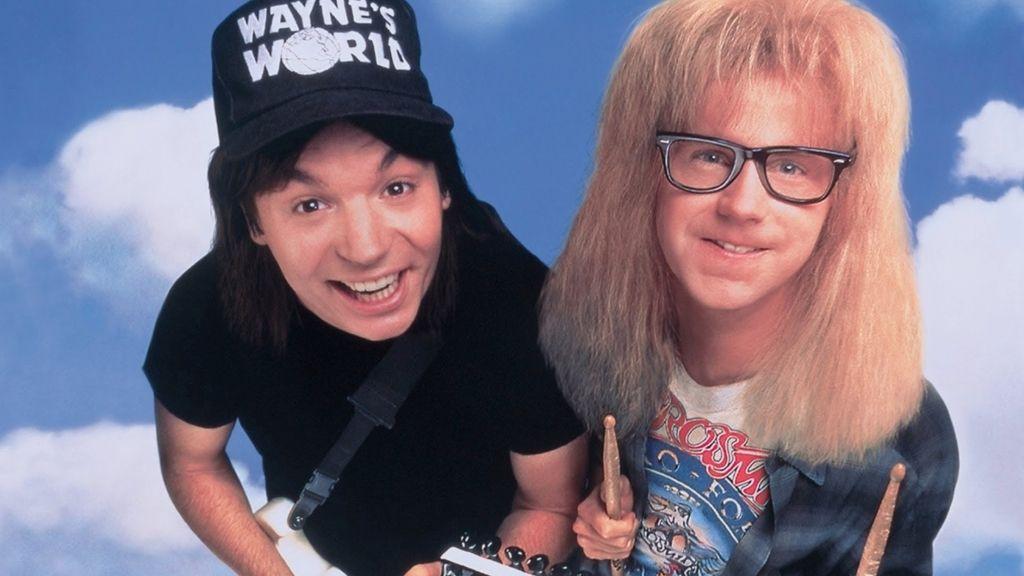 Así están los protagonistas de 'El mundo de Wayne' 25 años después