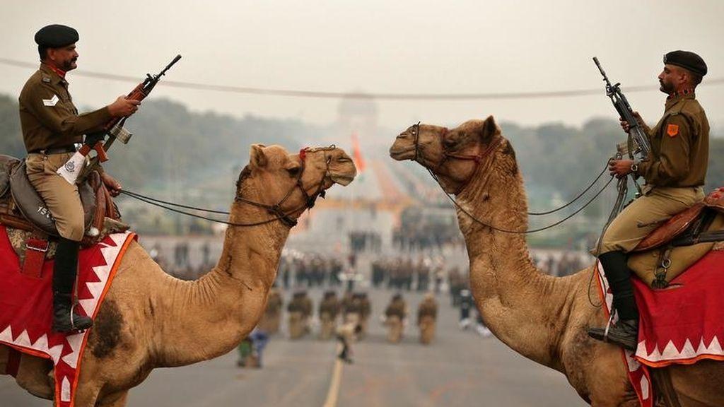 Ceremonia en Nueva Deli