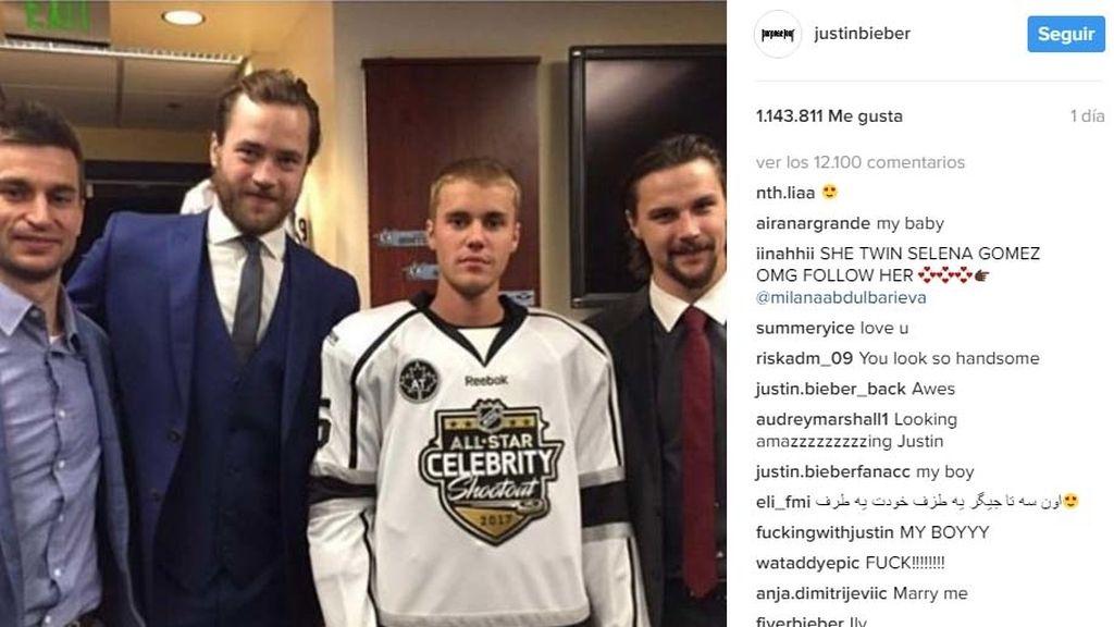 El retorno de Justin Bieber en 12 fotos