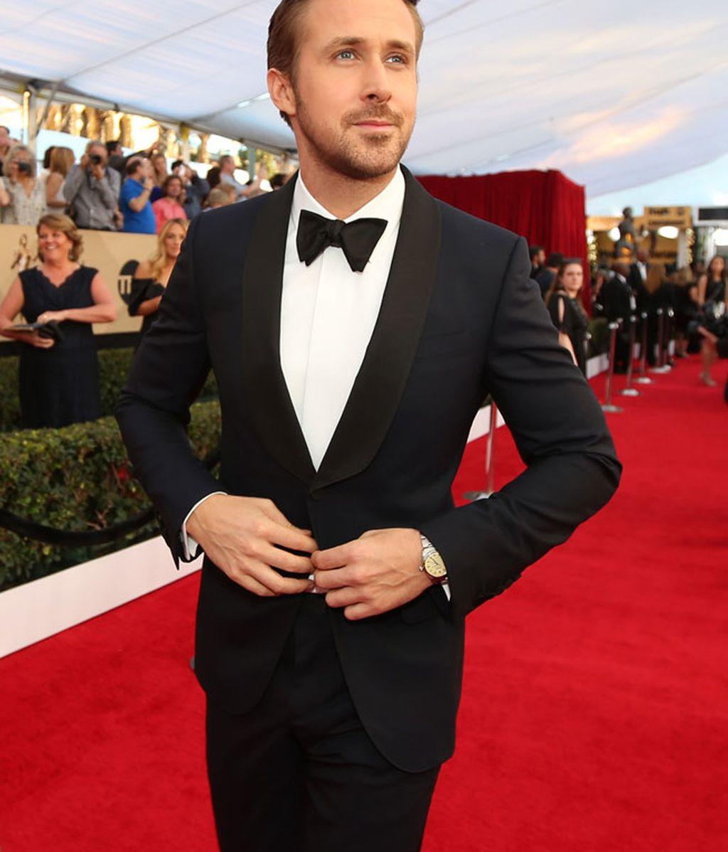 Ryan Gosling se quedó sin premio en esta ocasión