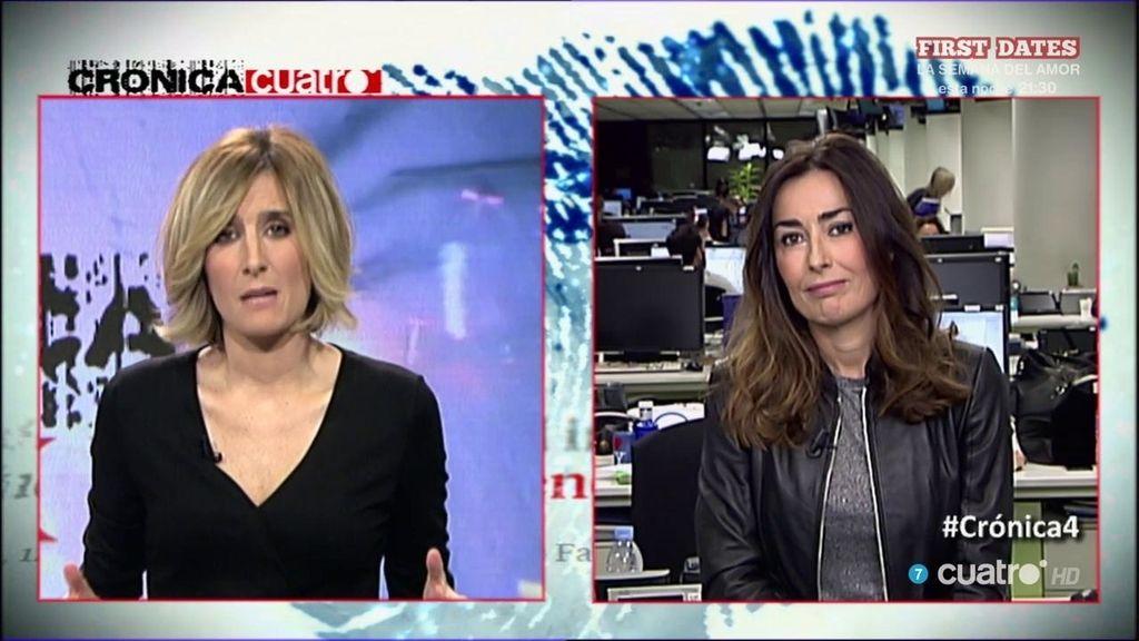 """Malena Guerra: """"La policía cree que Miguel López actuó solo y a sangre fría"""""""