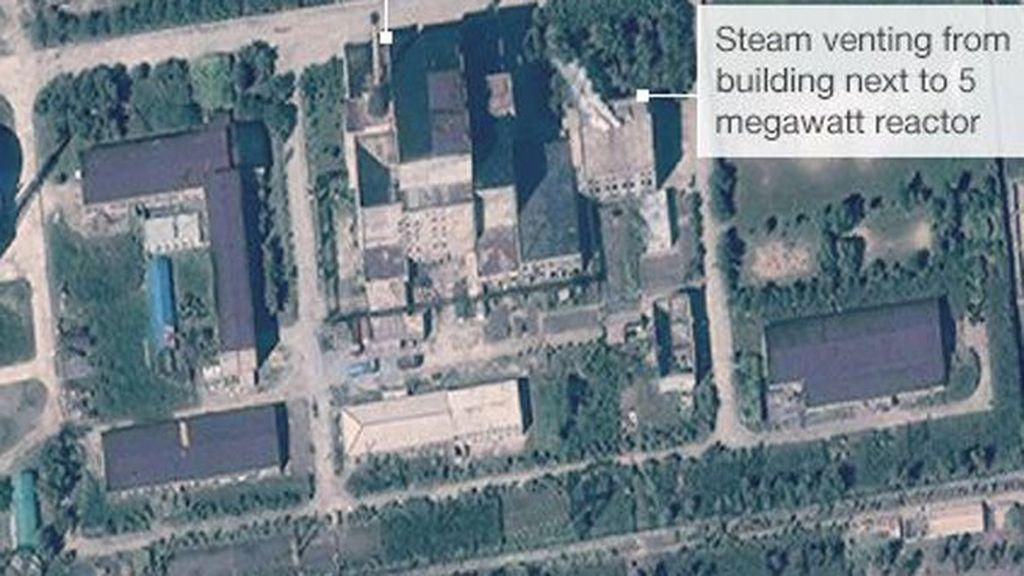 Corea del Norte reactiva el reactor de plutonio de Yongbyon