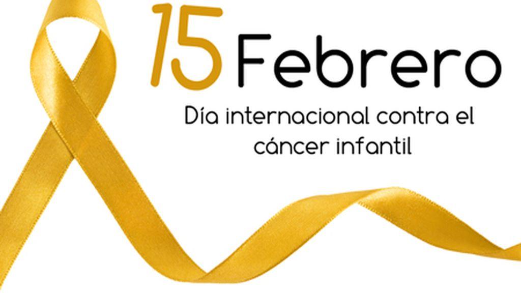 15 de febrero. Día internacional contra el cancer infantil