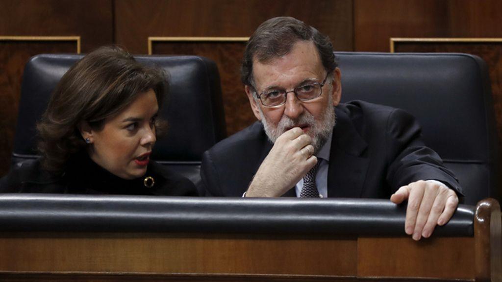 Moncloa tiene previsto un plan para evitar el referéndum en Cataluña