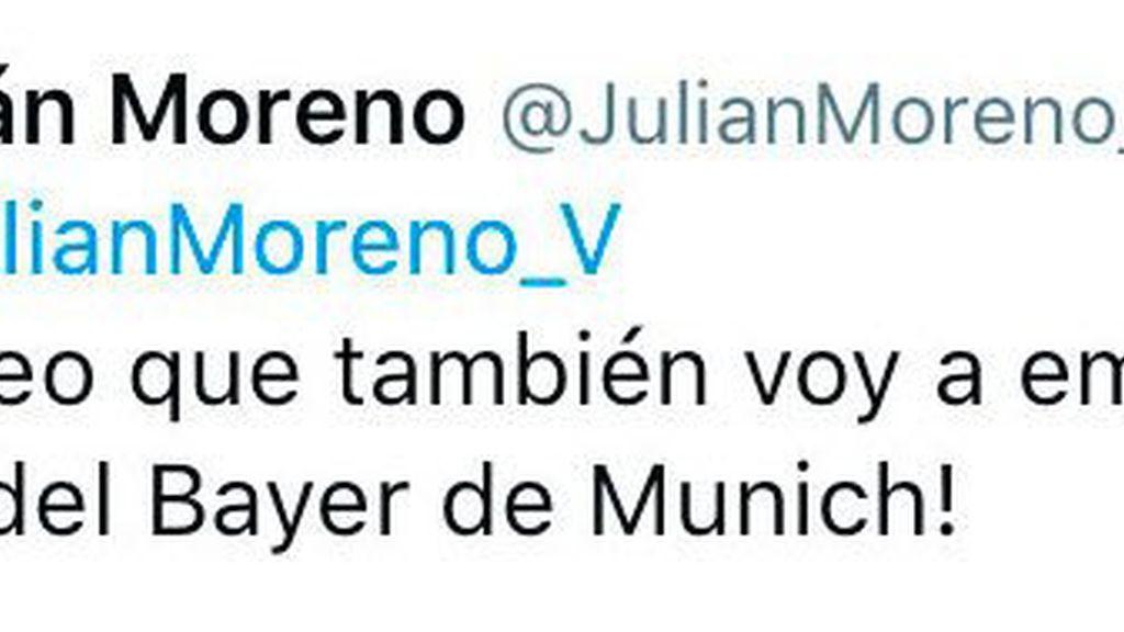 Julián Moreno, Betis