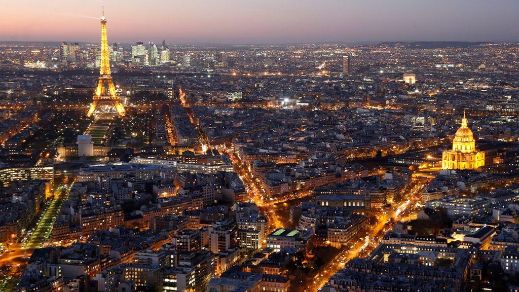 París iluminado