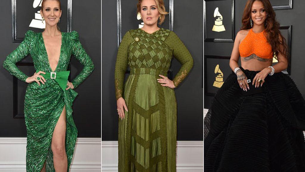 Aciertos Grammys