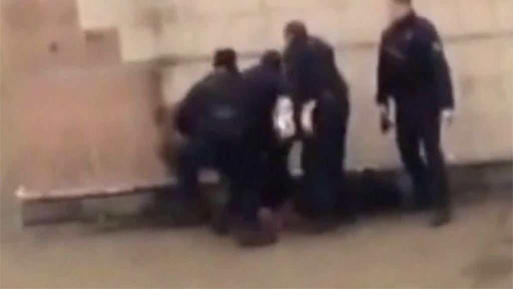 Francia,policía violación detenido,violencia policial Francia,violencia policial barrio Seine-Saint-Denis