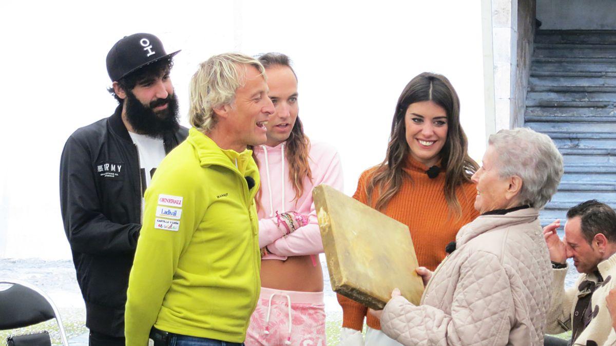 Los influencers Aless Gibaja, Dulceida y Sr. Cheeto se suman a la nueva misión de 'Volando voy' en Asturias