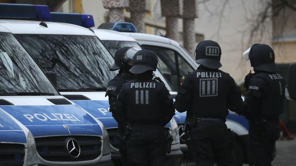 Operación antiterrorista en Berlín: Tres detenidos