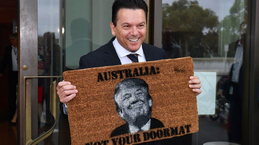 Australia se burla de Donald Trump