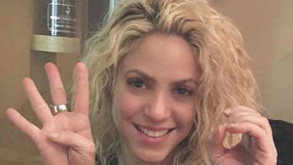 Shakira predijo la goleada del PSG