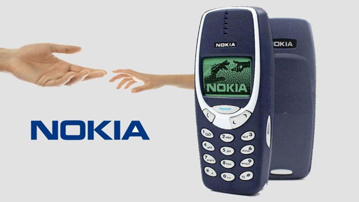 Nokia 3310, móvil antiguo Nokia, Nokia Mobile World Congress, Nokia