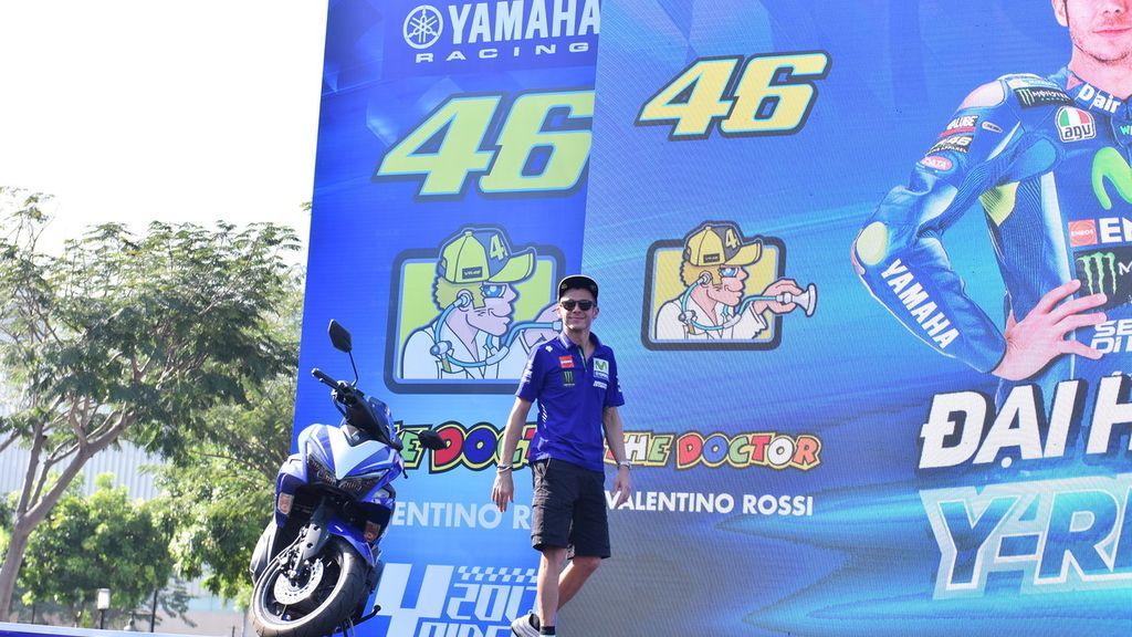 MotoGP, Valentino Rossi, Australia