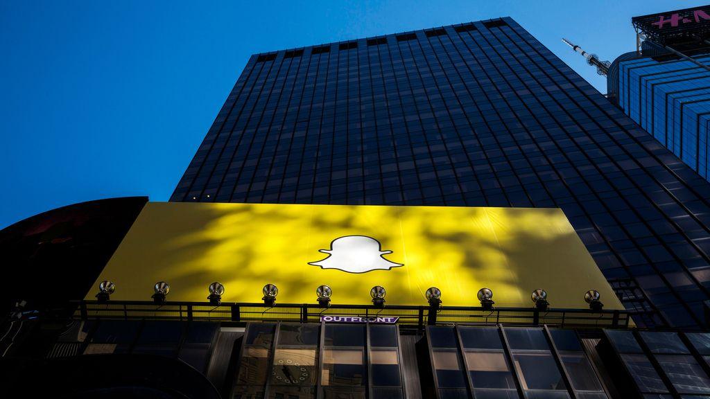 Unos 'traders' confunden una empresa con Snapchat y disparan su valor