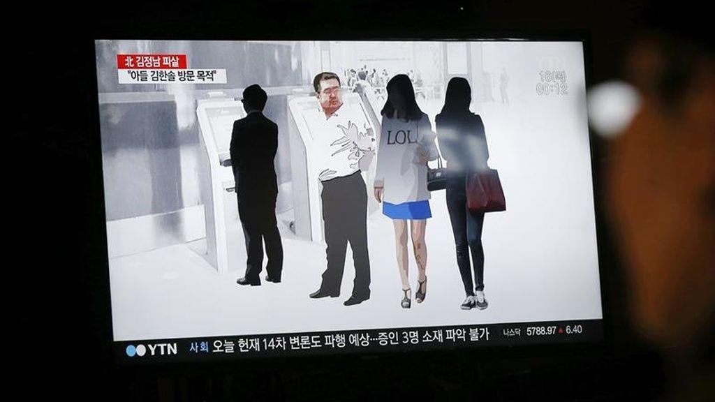 Detenidas dos sospechosas del asesinato del hermanastro del líder norcoreano
