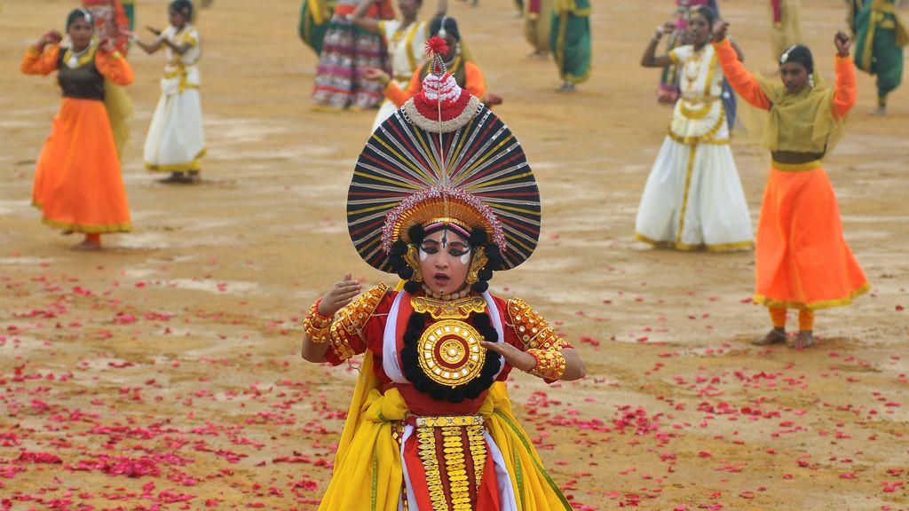 India celebra el día de la República