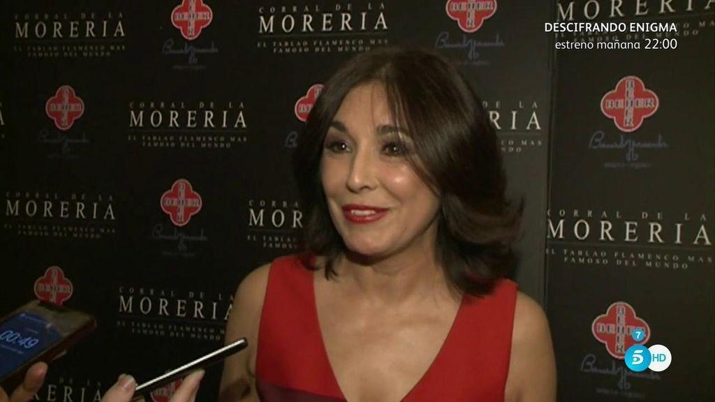 """Isabel Gemio, de Pepe Navarro: """"Él nunca ha hablado de esto, y eso tiene un mérito"""""""