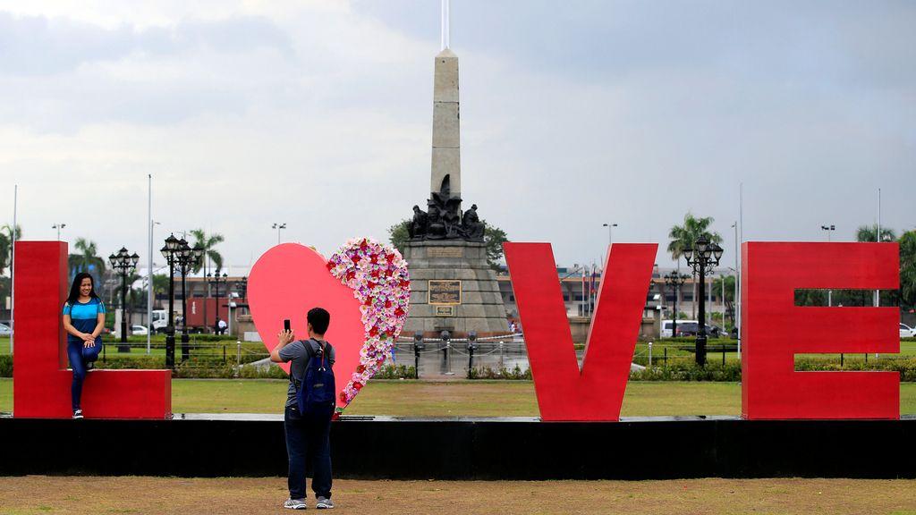 'LOVE' por todo el mundo