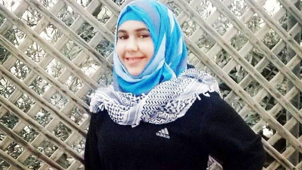 Manar Majdi Shweiki  Seis años de cárcel para una adolescente palestina por tener un cuchillo