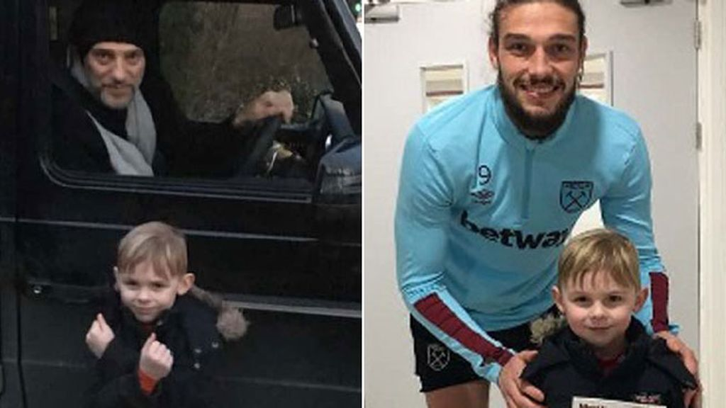 Bilic, Andy Carroll