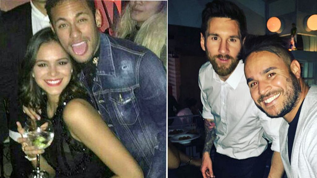 Neymar,Leo Messi,Barcelona