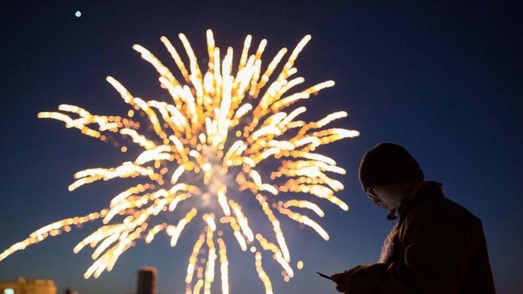 Víspera del Año Nuevo Lunar Chino