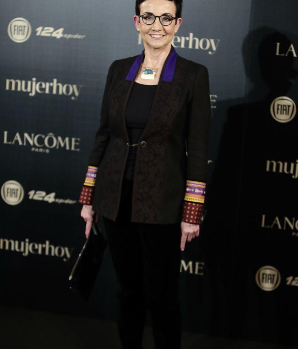 La única con siete estrellas Michelín, Carme Ruscadella, recibió otro de los premios