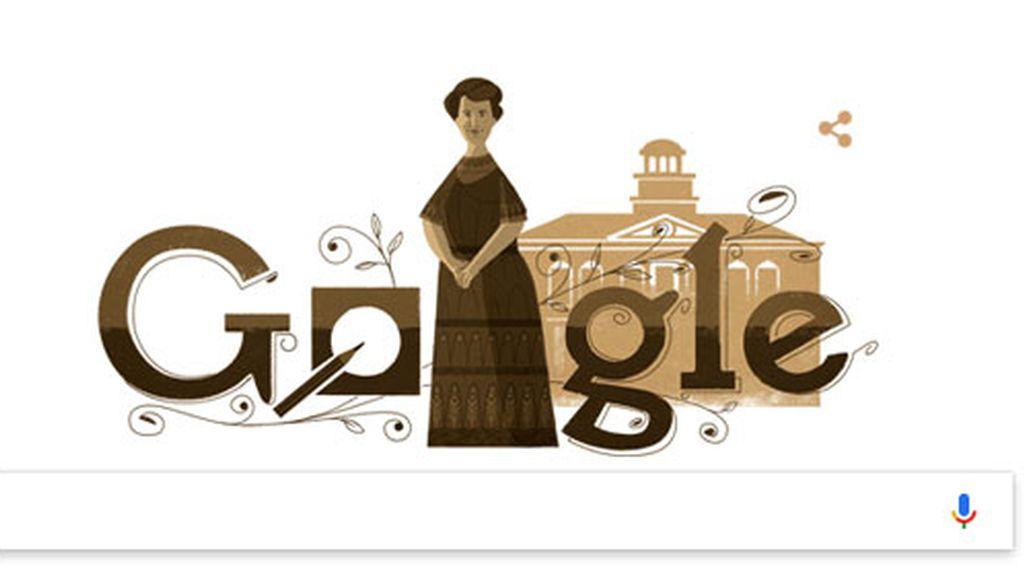 Aletta Jacobs,doodle Aletta Jacobs,Google doodle,Aletta Jacobs feminista