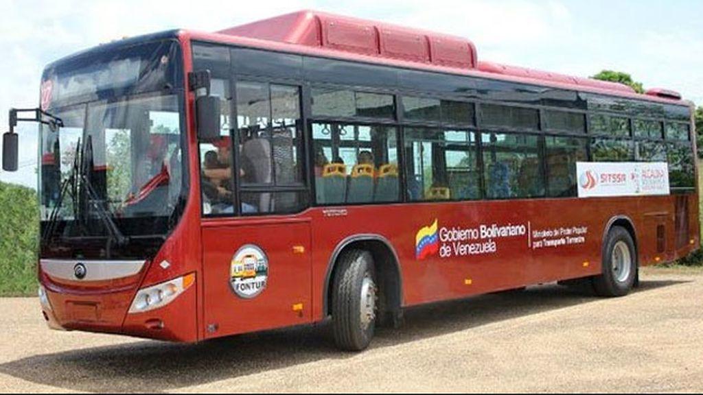 autobus Venezuela