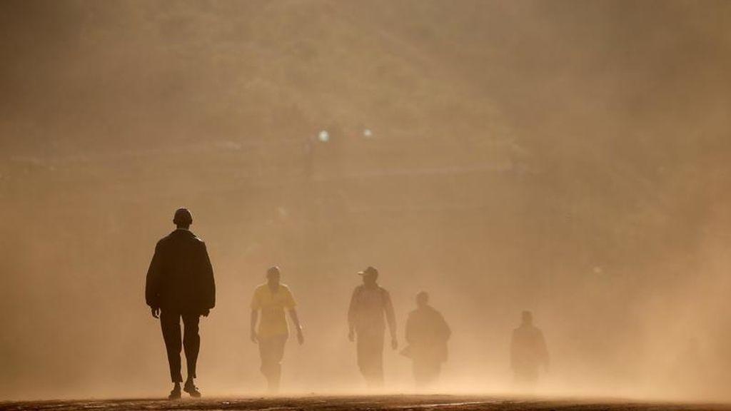 Niebla de arena